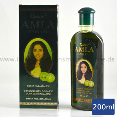 Dabur_Amla Haaröl_Haarpflege_Amla Hair Oil_200ml