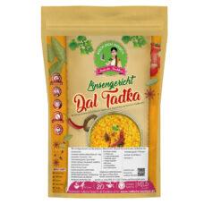 Dal Tadka Linsengericht - Kochbox mit Dal Hülsenfrüchte, Basmati Reis und Gewürze