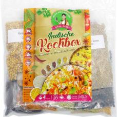 Indische Gewürze Kochbox – 15er SET – Indische Küche