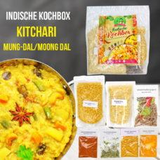 Mung Dal Kitchari - Linsengericht mit Reis - Kochbox - Indische Rezepte